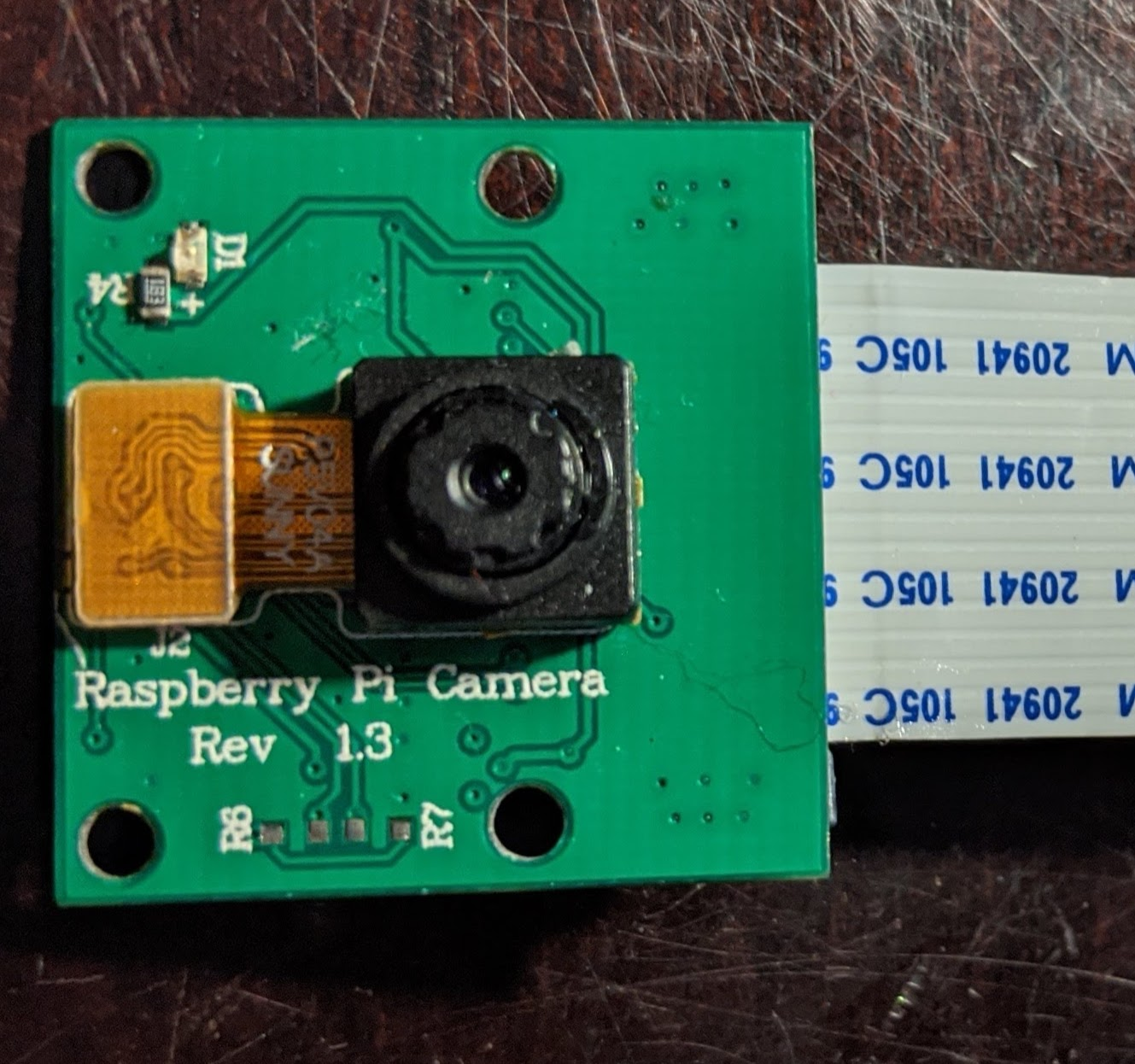 Raspberry Pi Camera v1.3